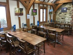 Pulborough Brooks RSPB Cafe