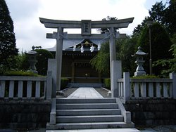 Ina Shrine