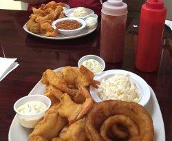 Castaway Seafood