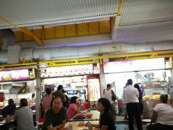 Blk 16 Bedok South Market and Hawker Centre