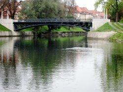 Trnovski Pristan Embankment