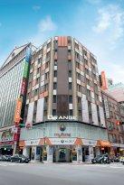 福泰桔子商務旅館 - 館前店