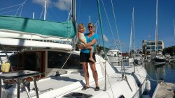 Day Sailing and Snorkeling in the BVI's