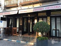 Restaurante/Cafeteria Tetuan
