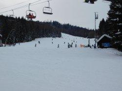 Skiareál Harrachov - Krkonoše