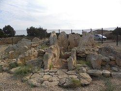 Sepulcro Megalítico de Ca Na Costa