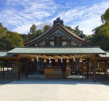 Munakata Grand Shrine Shimpokan