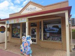 River Dolls shopfront