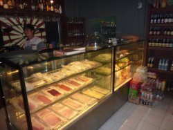 Charcuterie et fromages au détail