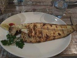 Fantastic fish supper