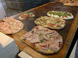 Aqua E Grano - Pizzeria Al Taglio