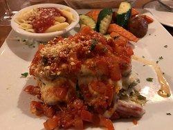 Lovely Italian Restaurant with Huge Portions