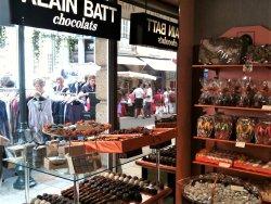 Chocolaterie Alain Batt