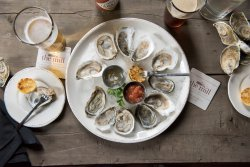 We have the best oysters in town!