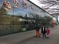 At-Bristol Science Centre