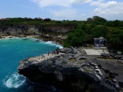 Blue Lagoon Cliff Jump