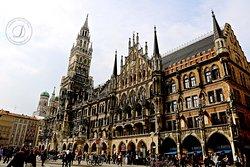 Glockenspiel im Rathausturm
