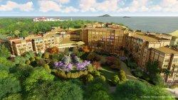 Disney Explorers Lodge (Opening on 30th June)