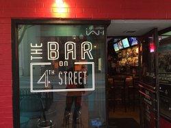 The Bar on 4th Street