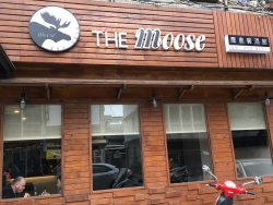 The Moose Bar And Grill