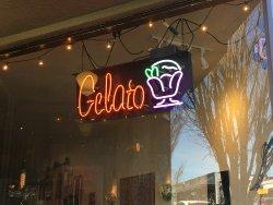 Medzo Gelato Bar & Travel Cafe
