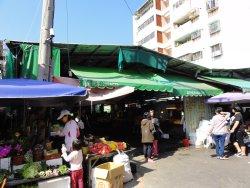 Nantun Traditional Market