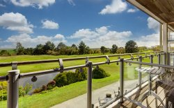 St Mellion International Resort in Cornwall - Superior Room Balcony