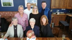 80th Birthday at the Port