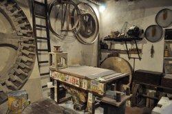 Mulino ad Acqua Giorginaro del 1690 a Ruota Orizzontale