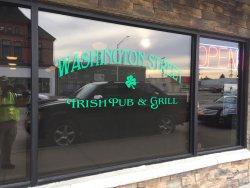 Washington Street Irish Pub