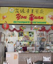 You Yuan Restaurante Vegetariano
