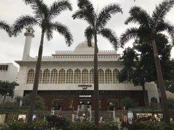 Mesjid Kowloon dan Pusat Agama Islam