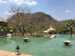 Beautiful Newly Opened Resort in Khao Yai