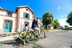 Vélo Rail de Medreac
