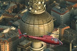 Air Service Berlin - Helikopter