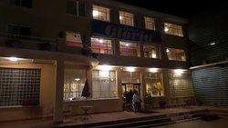 Hotel mit Aussicht auf den Titicacasee