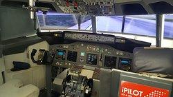 iPILOT Flight Simulator Experience