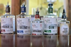 Eight Oaks Farm Distillery
