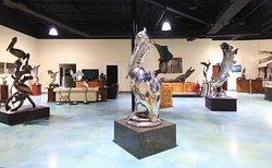 Geoffrey Smith Galleries - Studio