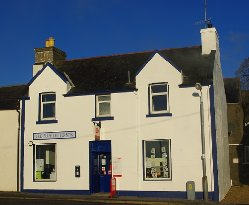 The Blue Letterbox (Port Ellen)