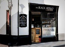The Black Apollo