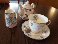 Maggie's Tea Room