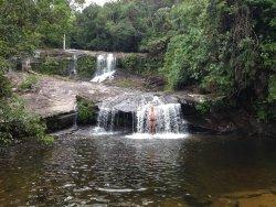 Cachoeira do Irirí