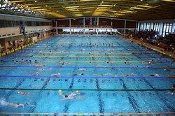 SRC Sisak - indoor Olympic swimming pool
