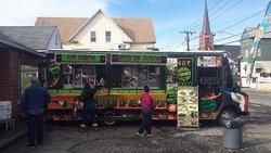Los Garcia Mexican Fusion food truck