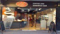 Kupi's Coffee and Sandwich Bar
