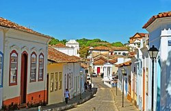 Historic Centre of the Town of Goias
