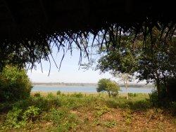 Kabini river/lake