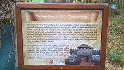 významné kniežacie centrum starých Slovanov