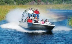 Airboat Swamp Tours Of New Orleans